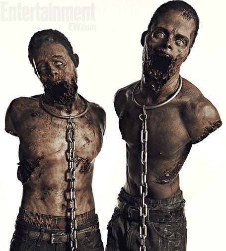 THE WALKING DEAD Season 3 - Character and ZombiePhotos - News - GeekTyrant