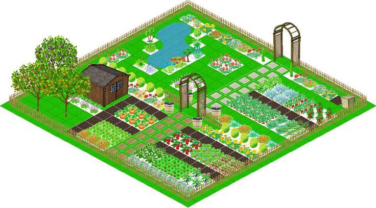25 best ideas about plan de jardin on pinterest plan d for Plan de jardin