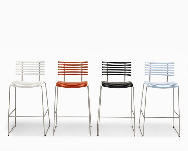 NAVER COLLECTION | GM4167 LEOPARD Barstool | Design: Henrik Lehm