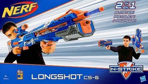 nerf sniper gun