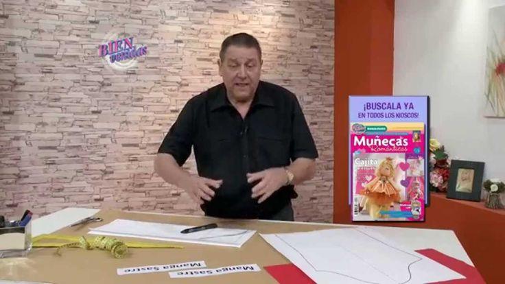 Los secretos de la COSTURA DE LA MANGA SASTRE   Hermenegildo Zampar  - Bienvenidas TV en HD - Los secretos de la costura...