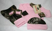 Mossy Oak Camo Infant Girl Gift Set: Infants Girls, Camo Infants, Girl Gifts, Girls Gifts, Baby Girls, Girls Stuff, Gifts Sets, Mossy Oak Camo, Infant Girls