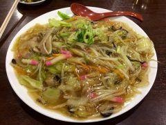 近所にある和というラーメン屋さんのあんかけラーメンですあんかけ焼きそばやわ麺との違いはわかりませんが美味しかったでーす tags[宮崎県]