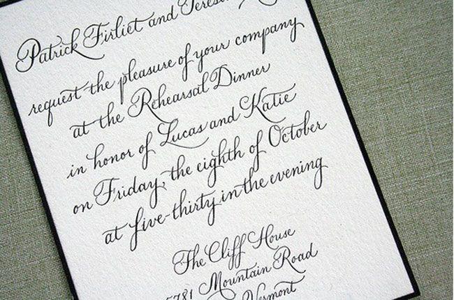 Handwritten Wedding Invitation Envelopes: 25+ Best Handwritten Wedding Invitations Ideas On