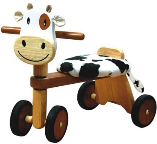 I'm Toy - Ride-On Cow Calfie Paddie Rider