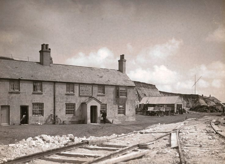 .This is a picture of the old Buckle Inn on the opposite corner where you enter Seaford sailing club, there was a thriving community of fishermen at the buckle and workers from Tidemills who frequented this pub, which was demolished in 1962 and was rebuilt mid 60s ( Picture by courtesy of Seaford Museum )