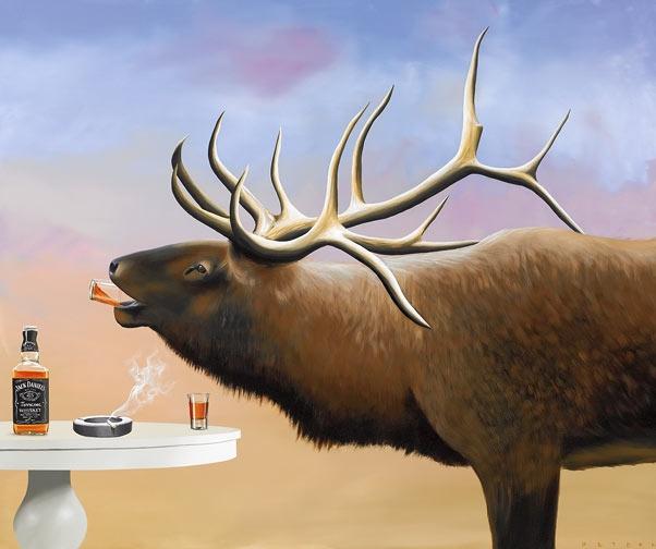 ROBERT DEYBER Buck Shot