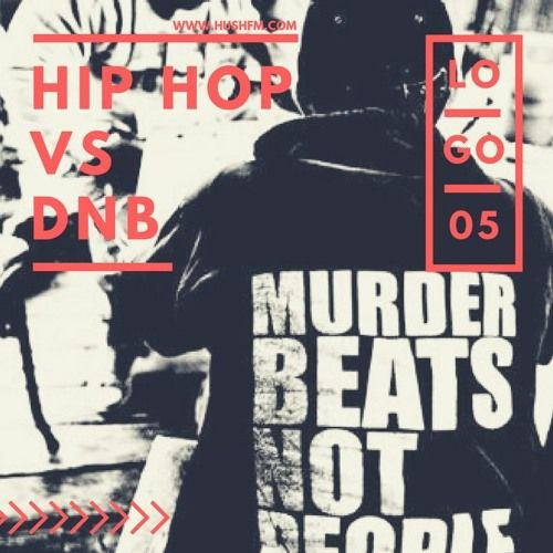 Logo -The Decompression Sessions On HUSH FM - Feb 7th 2017 - Hip Hop Vs DNB Showcase by Hush FM Radio on SoundCloud