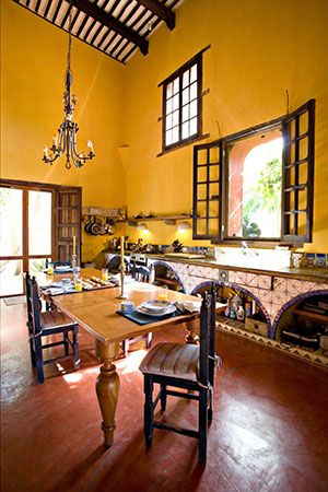 Hacienda#Kitchen