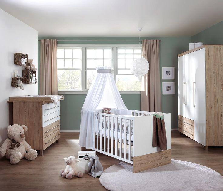 Babyzimmer Lennox von PAIDI Baby Pinterest Babies - pinolino babyzimmer design