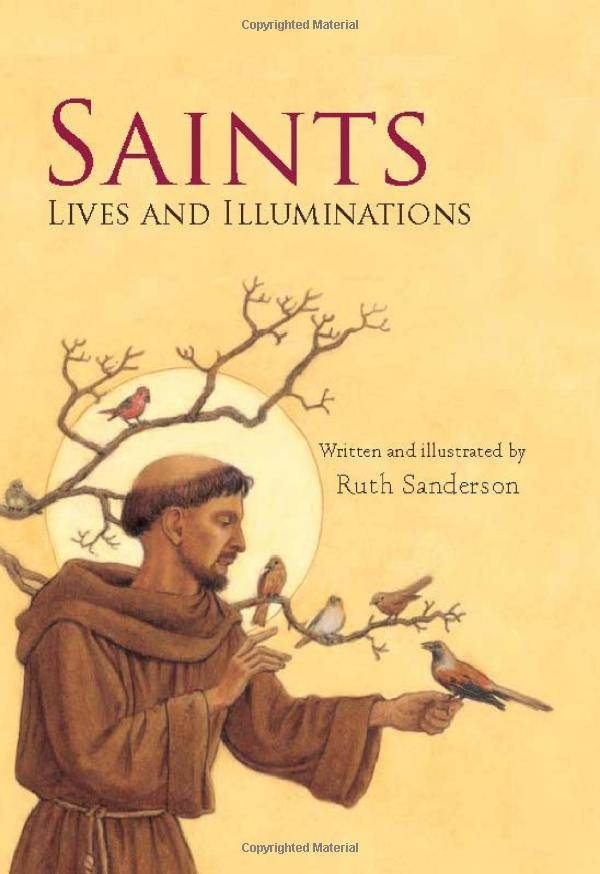 Saints: Lives and Illuminations -- presents the stories of martyrs, hermits, miracle workers, scholars, and evangelists, who were the pioneers of the early Church & who spread the Christian faith to the rest of the world. With brief biographical sketches & lush pencil & oil portraits, Sanderson stokes the flame of our centuries old & ongoing interest in the faith and lives of these spiritual examples — saints who have forever changed the way we look at and live our lives in relationship to…