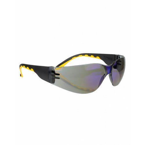 Caterpillar Track rahmenlose Brille (Einheitsgröße) (Blau)