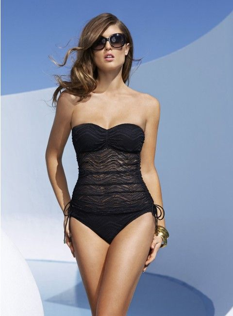 Buy Bandeau swimwear at 0549sahibi.tk Easy returns, exchanges and great savings on Bandeau swimsuits.