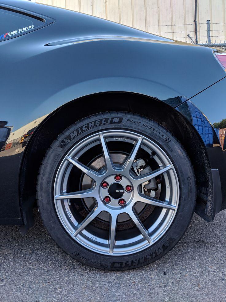 Enkei TSP6 & Michelin Pilot Sport 4S Scarborough