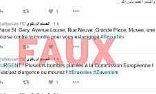 Des comptes djihadistes diffusent de fausses informations pour ajouter à la panique