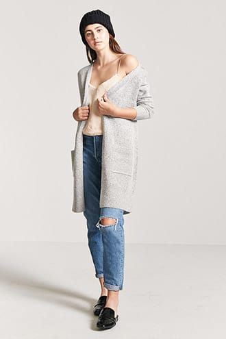 Women's Sweaters & Cardigans | Oversized, Knit & Fringed | Forever21