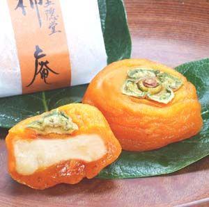 干し柿のお菓子柿庵かきいおり12個ギフトセット - 奈良五條市の農悠舎王隠堂(安心と安全のお米・野菜と無添加手作り梅干など!自信を持ってお届けします。)