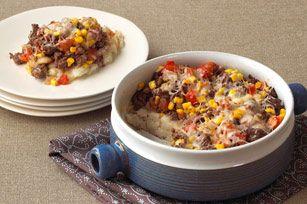 Upside-Down Shepherd's Pie Recipe - Kraft Recipes