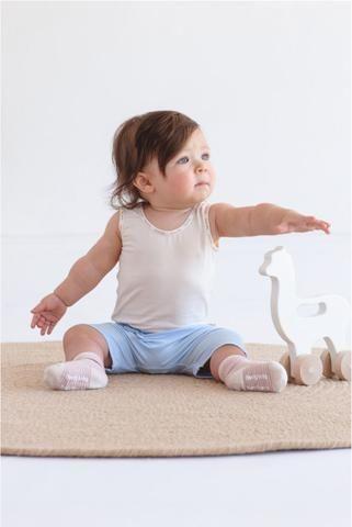 Baby Singlet - Boody Baby - Organic Bamboo Eco Wear