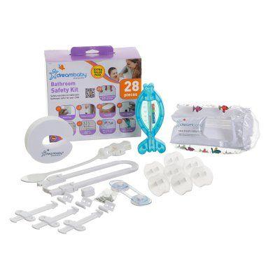 Dreambaby Bathroom Safety Kit - L7021