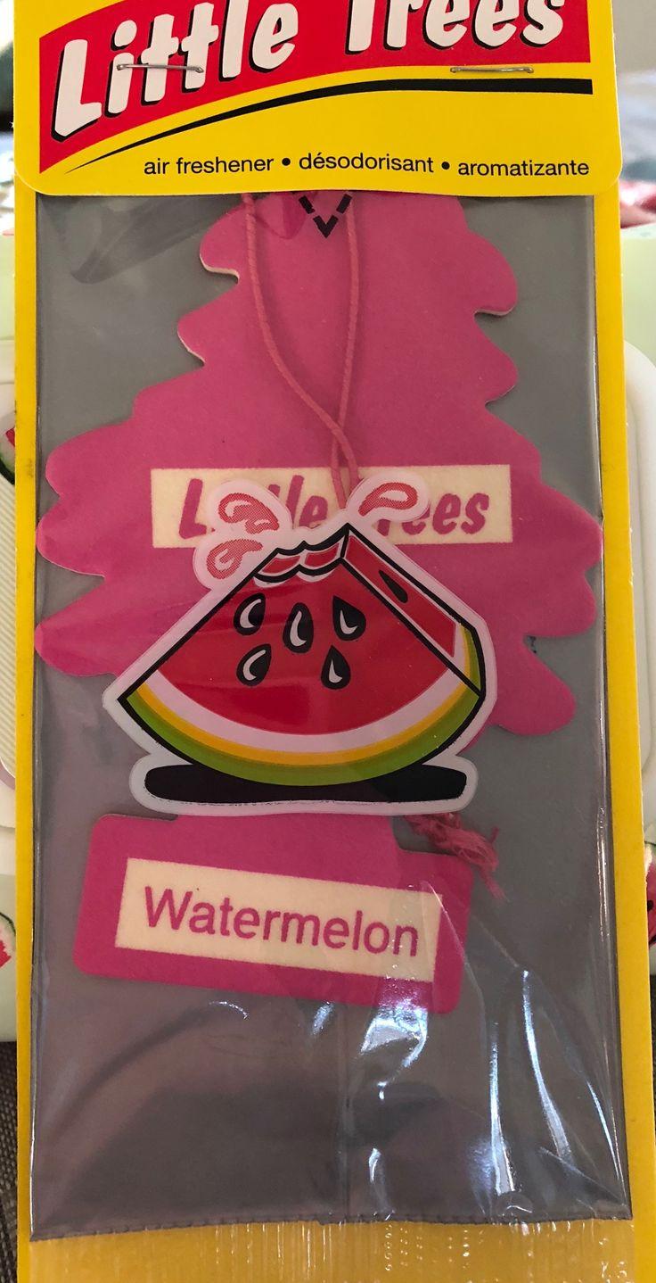 Watermelon car deoterizer