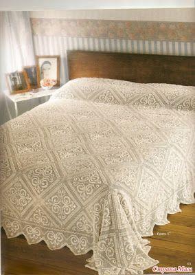 Victoria - Handmade Creations : Κουβέρτες
