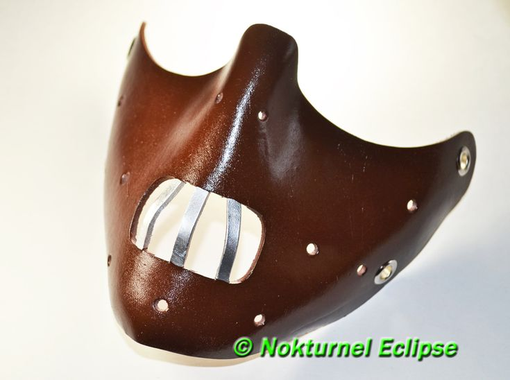 Brown Hannibal Mask