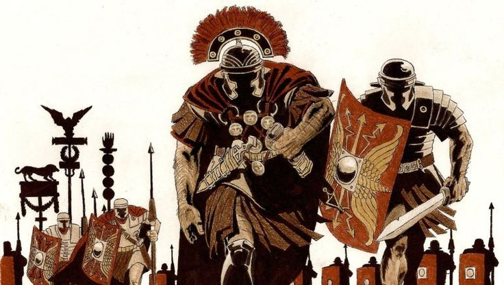 Short animation demonstrates the superb organization of the Roman Army, a tactical scope unmatched by other ancient armies.