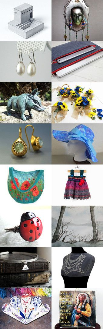 My Favourite on Etsy - Vol.425 by Teresa Russo on Etsy--Pinned+with+TreasuryPin.com
