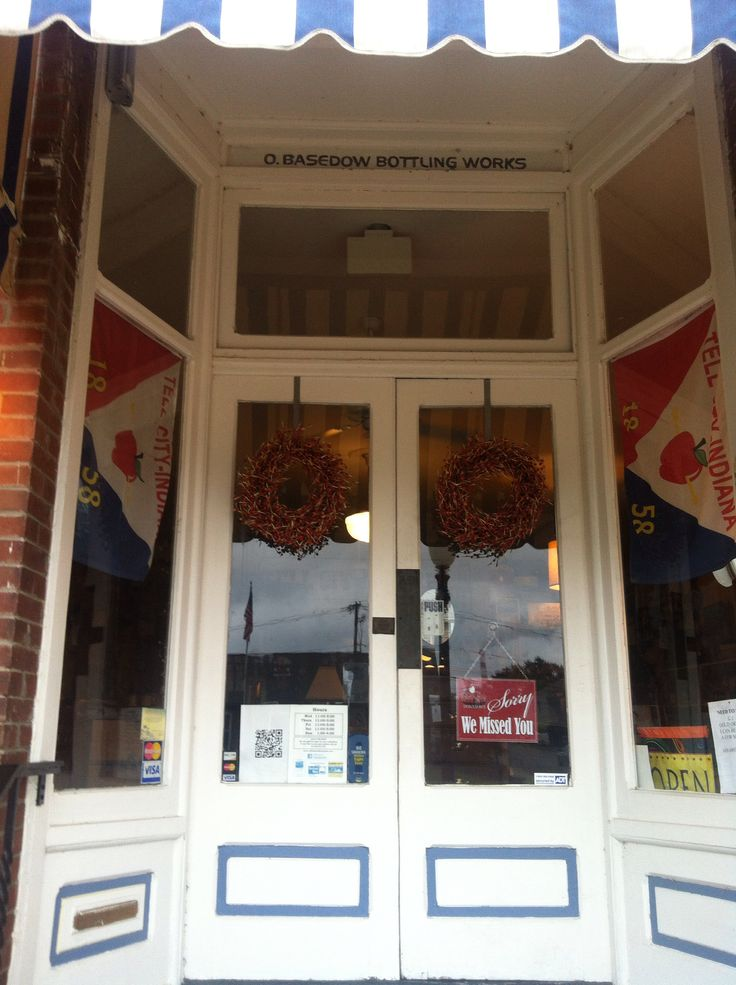William Tell Antiques Front doors of the building | TELL CITY INDIANA | Pinterest | Front doors & William Tell Antiques Front doors of the building | TELL CITY ...