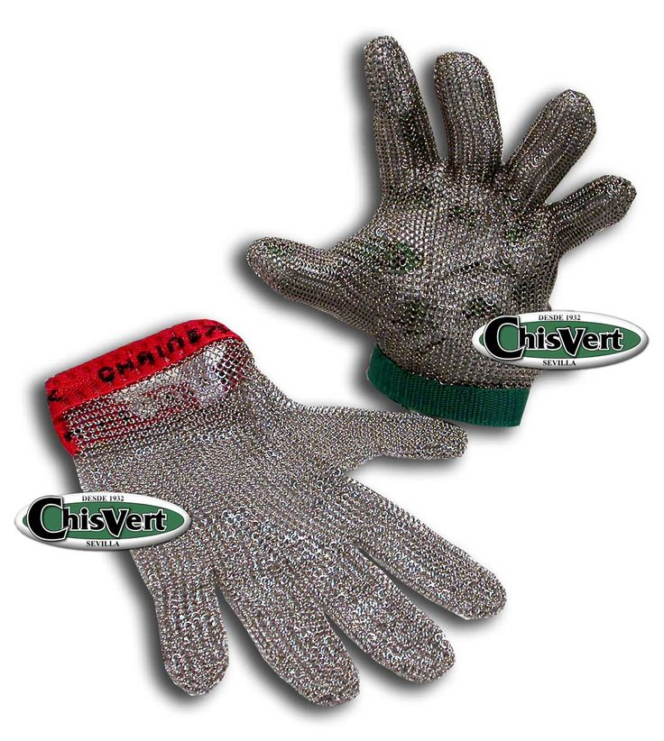 Guantes de seguridad anticortes