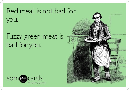 Green Meat is nasty