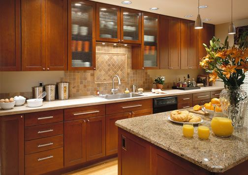 Kitchen cabinet ideas and inspirations cabinet ideas for Autumn shaker kitchen cabinets