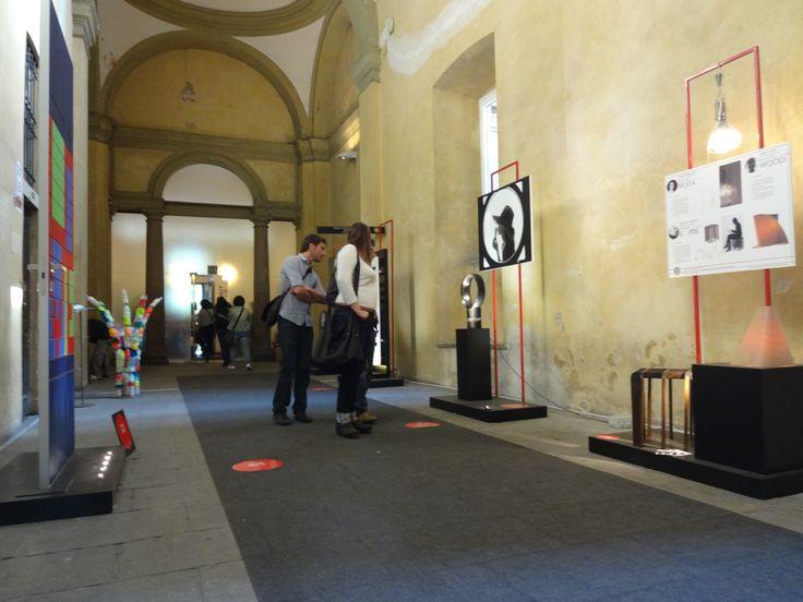 L'Albero della Plastica, Mostra Eccellenze Illuminate, Accademia di Brera
