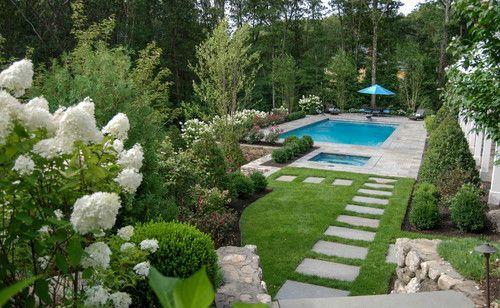 walkway/pool