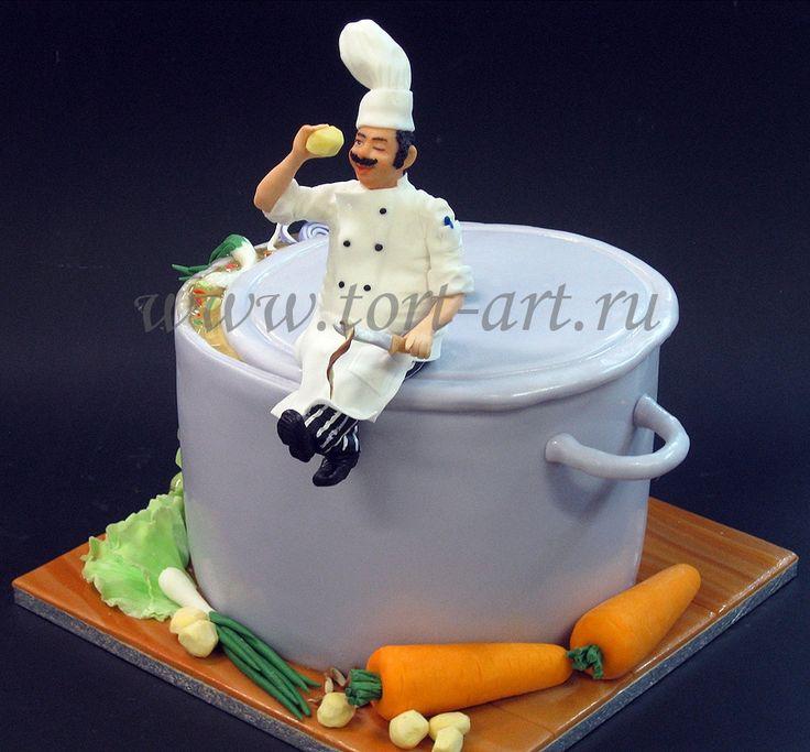 торт для шеф-повара - Поиск в Google
