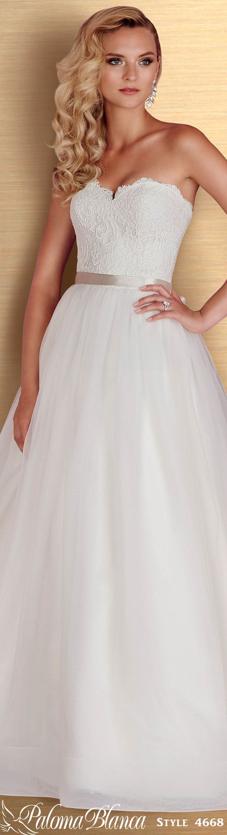18 best Ball Gowns | Paloma Blanca images on Pinterest | Short ...