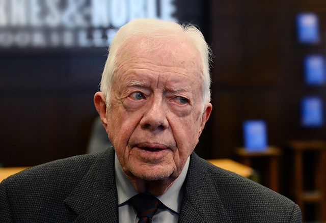 A biography of jimmy carter a national treasure