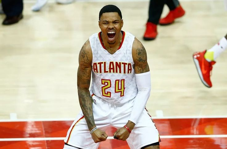 Kent Bazemore will sit out the remaining games with a knee injury.