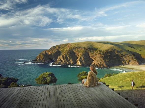 Kangaroo Island, Australia - Because, well, it is Australian. :D