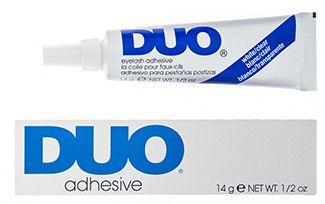 DUO Eyelash Glue - Standard Clear/White