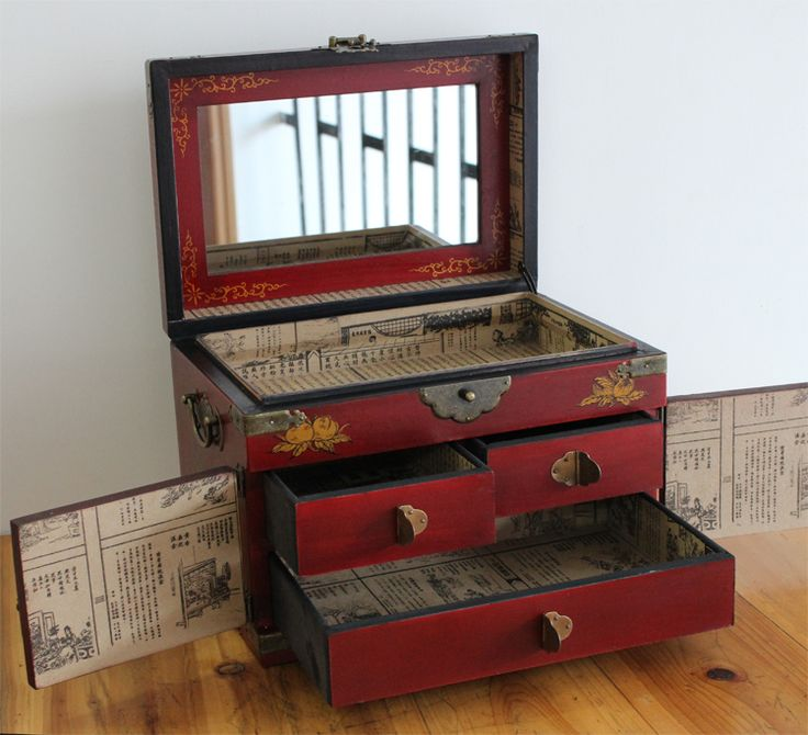 25 beste idee n over houten sieraden dozen op pinterest decoupage doos juwelendoos en - Opslag voor dressing ...