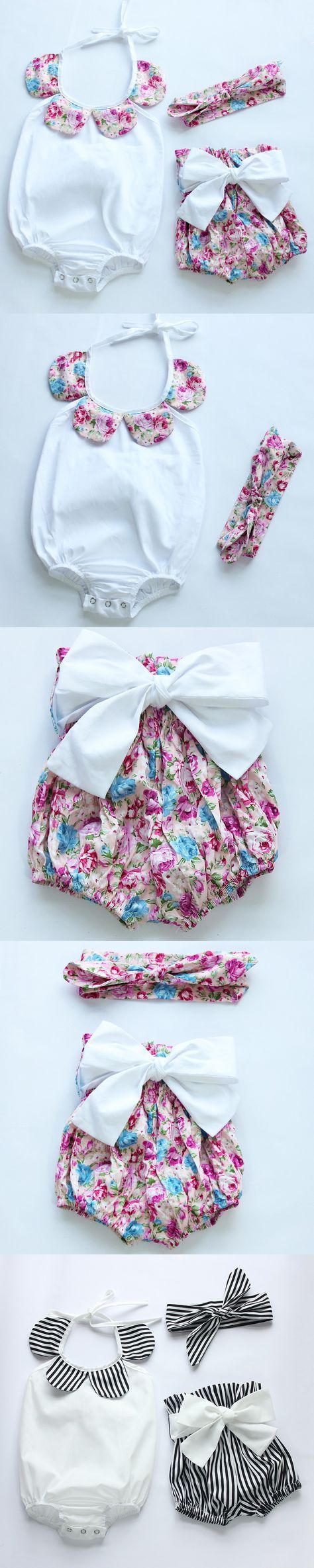 Newborn baby girl clothes 2016 hot sell Ruffled vintage flower Baby Girl rpmpers sets boutique summer style baby rompers
