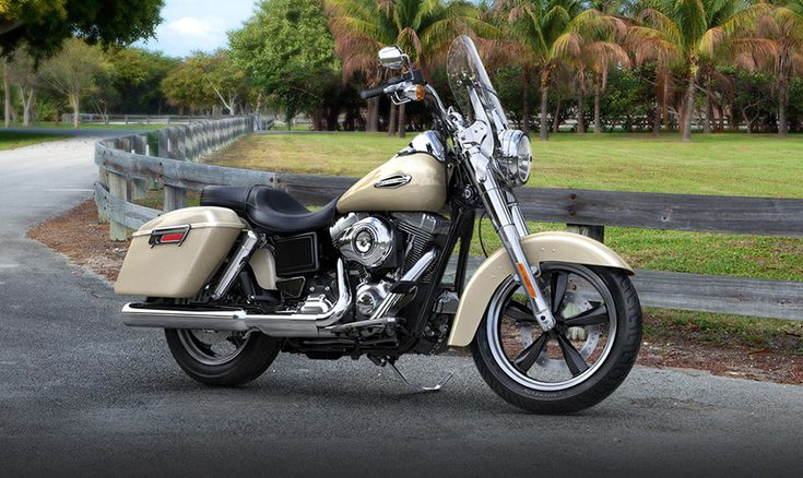 Harley-Davidson Dyna Switchback.