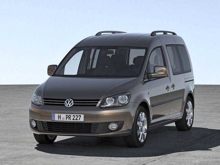 Volkswagen Cross Caddy top speed new