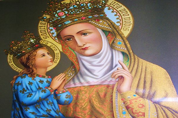 PRAYER TO ST. ANNE TO OBTAIN A SPECIAL FAVOR