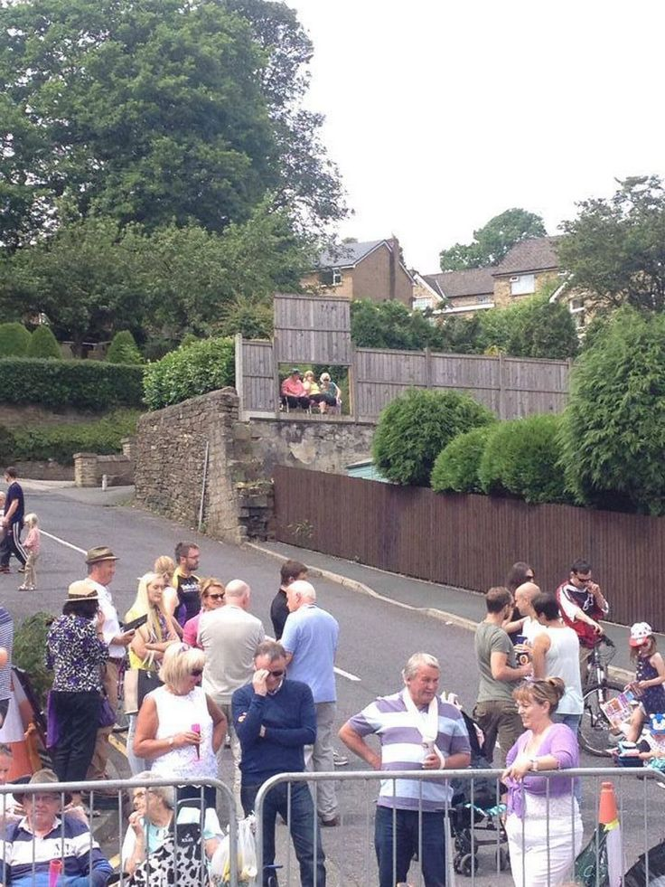 20 Tour de France moments you'd only see in Yorkshire! - Huddersfield Examiner