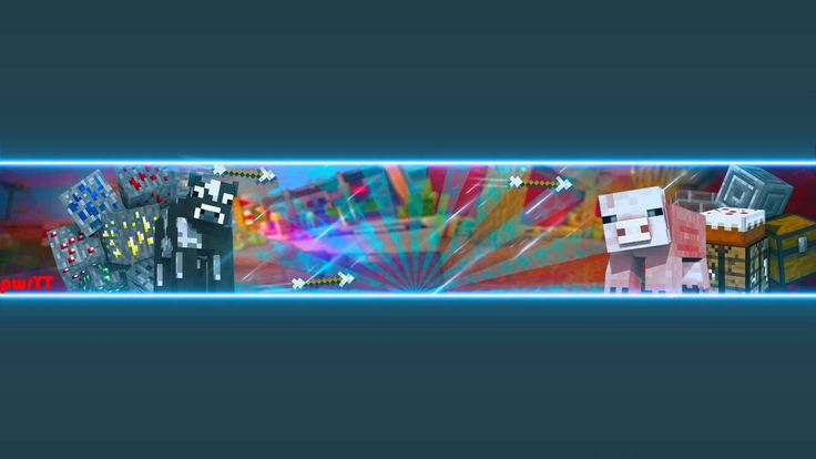 The Inspiring 23 Images Of Minecraft Youtube Banner Template
