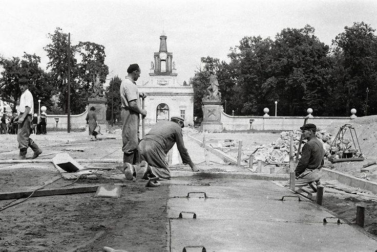 Zdjęcie numer 57 w galerii - Jak kiedyś wyglądał Białystok? Unikalne zdjęcia Antoniego Zdrodowskiego
