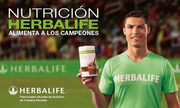 Herbalife alimenta a los campeones